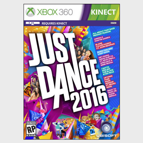 Xbox 360 Just Dance 2016 price in Qatar