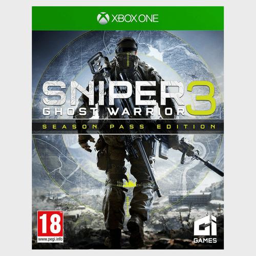 Xbox One Sniper Ghost Warrior 3 price in Qatar