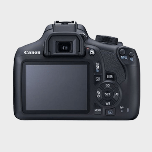 Canon DSLR Camera EOS1300D 18-55mm + 75-300mm Price in Qatar Lulu