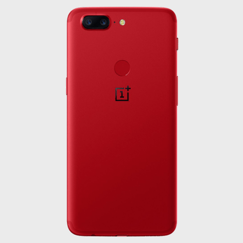 OnePlus 5T Lava Red Price in Qatar and Doha
