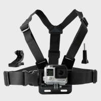 Gopro Chest Mount Harness Strap G02GCHM30 price in qatar