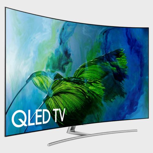 Samsung 4K Curved Smart QLED TV QA75Q8CAMKXZN Price in Qatar