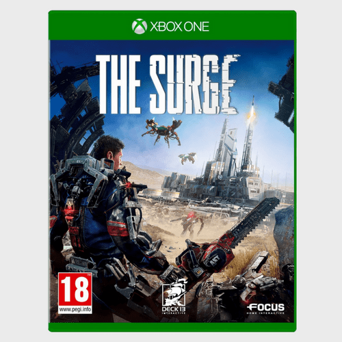Xbox One The Surge price in Qatar