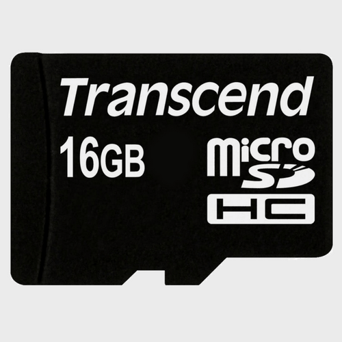 Transcend Micro SDHC Card TS16GUSDHC10 16GB Price in Qatar
