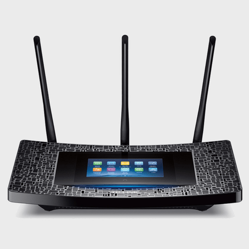 TP-Link Touch Screen WiFi Router AC1900 Price in Qatar Lulu
