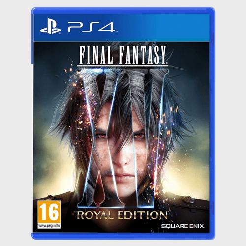 PS4 Final Fantasy XV Royal Edition – Standard English Price in Qatar