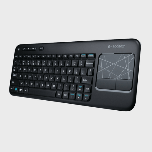 Logitech Wireless Keyboard with Touchpad K400 Price in Qatar and Doha
