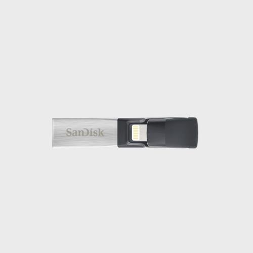 Sandisk Dual Flash Drive iXpand IX30 128GB price in qatar souq