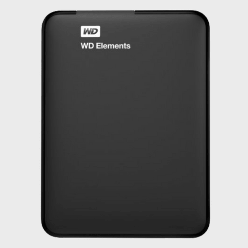 Western Digital HDD Elements BU6Y0020BBK 2TB Best Price in Qatar and doha lulu