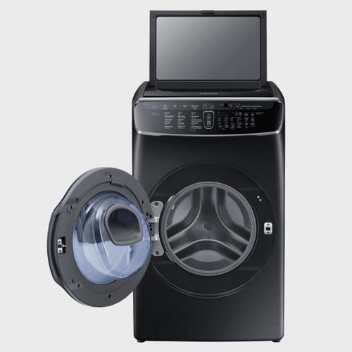 Samsung Twin Washer & Dryer WR20M9960KV 17.5/9Kg Price in Qatar Lulu