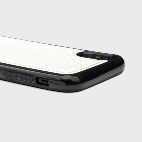 Gold Black iPhone X Case Unico White Price in Qatar