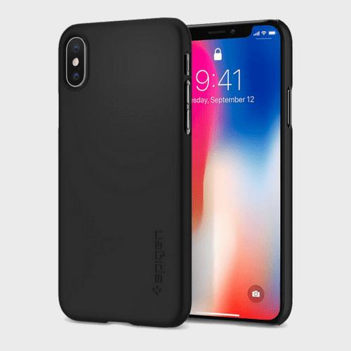 Spigen iPhone X Case Thin Fit price in Qatar