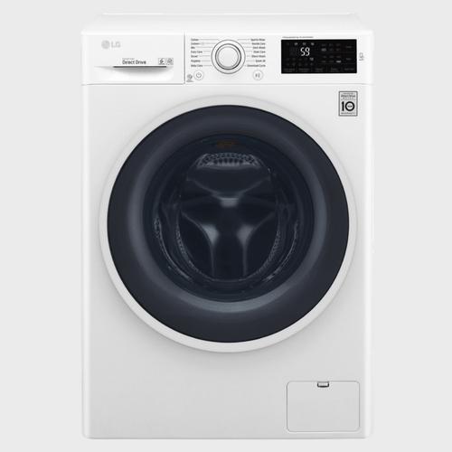 LG Washer F4J6TNP8S 8Kg price in Qatar