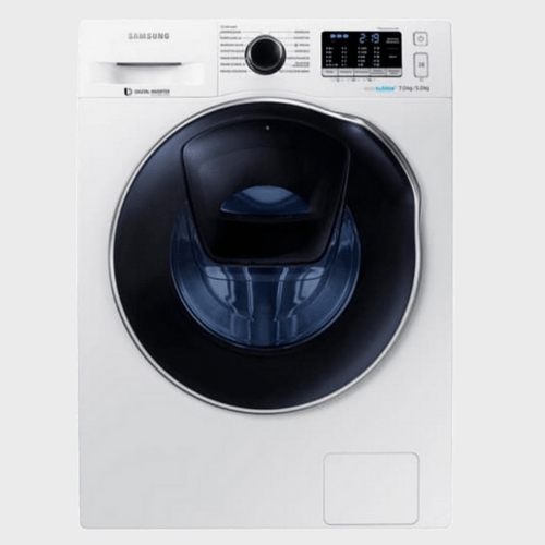 Samsung Washer & Dryer WD70K5410OW 7/5Kg Price in Qatar Lulu
