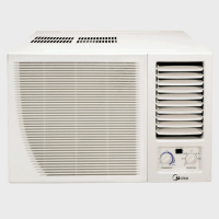 Midea Window Air Conditioner MWTF24CM 2Ton price in Qatar