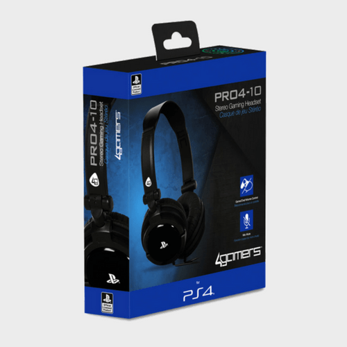 PRO4 10 stereo gaming headset (Playstation 4) Price in Qatar Lulu