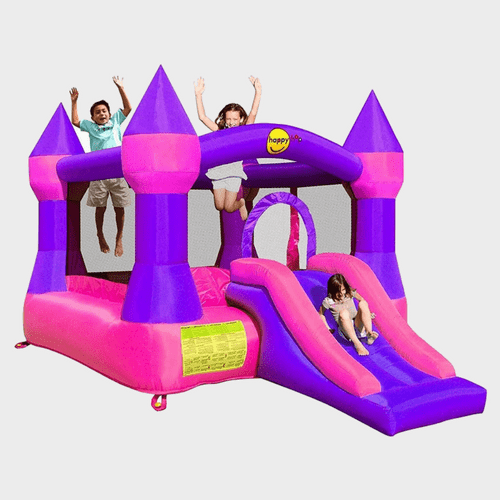 Happy Hop Castle Bouncer with Slide 9017N Price in Qatar