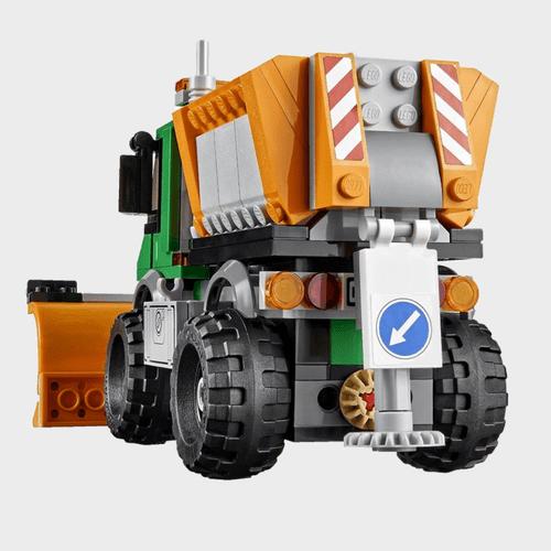 Lego City Great Vehicles Snowplow Truck 60083 Price in Qatar lulu