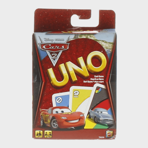 Uno Game Card Plastic W2087 price in Qatar