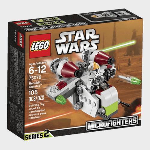Lego Star Wars Republic Gunship 75076 Price in Qatar
