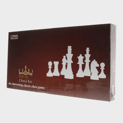Tanshi Royal Chess Set Big Size Price in Qatar lulu