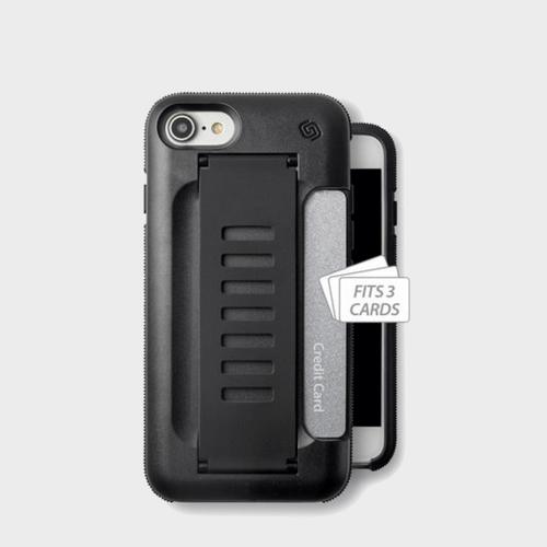Grip2U iPhone 7 BOSS Charcoal price in Qatar