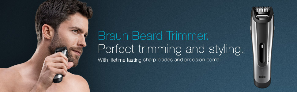 Braun Beard Trimmer BT5090 price in qatar
