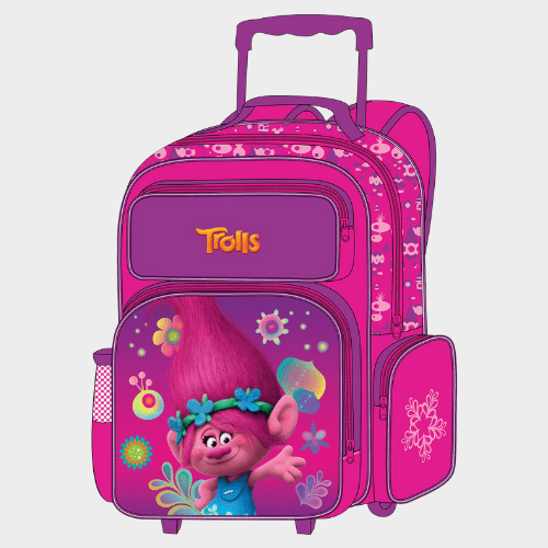 Trolls School Trolley Value Pack Set of 5Pcs FK160528 Price in Qatar lulu
