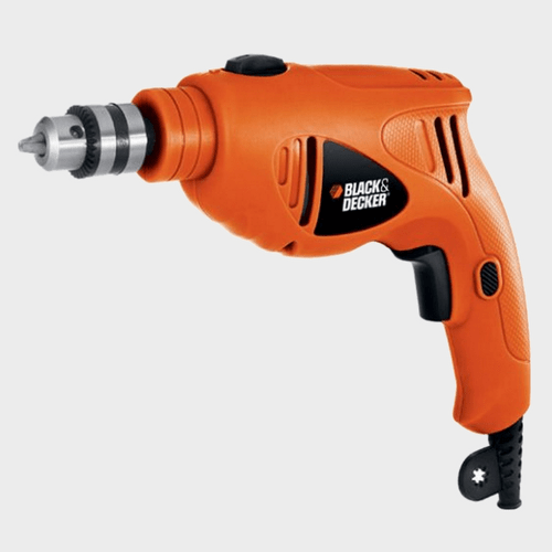Black & Decker Hammer Drill HD4810-B5 480W Price in Qatar