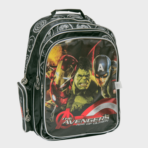Avengers Movie School Back Pack FK15190 Price in Qatar