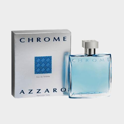 Azzaro Chrome EDT for Men 100ml price in Qatar lulu