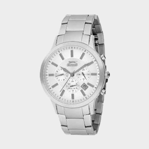 Slazenger Men's Multi Functional Watch SL.9.6071.2.01 Price in Qatar