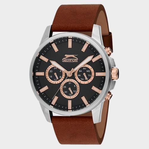 Slazenger Men's Multi Functional Watch SL.9.6085.2.02 Price in Qatar