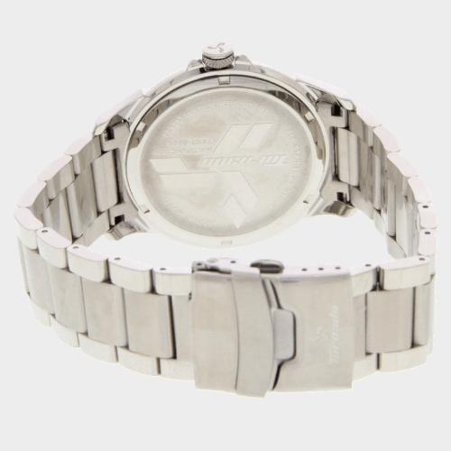 Tornado Men's Multi-Function Watch Silver Dial Stainless Steel Band T6107-SBSS price in Qatar lulu
