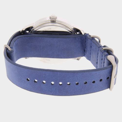 Giordano Men's Analog Watch Blue Strap With White Dial 1791-02 price in Qatar lulu