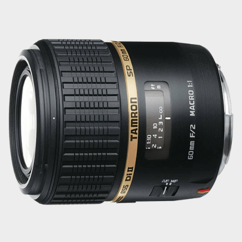 Tamron G005N SP AF 60 mm F/2.0 Di II 1:1 Macro Lens price in Qatar souq