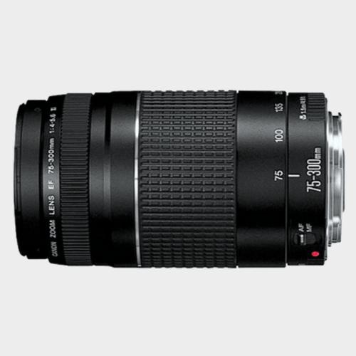 Canon 75-300 III LENS Lens price in Qatar souq
