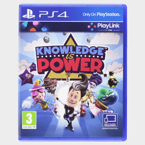 Sony PS4 Knowledge Is Power price in Qatar