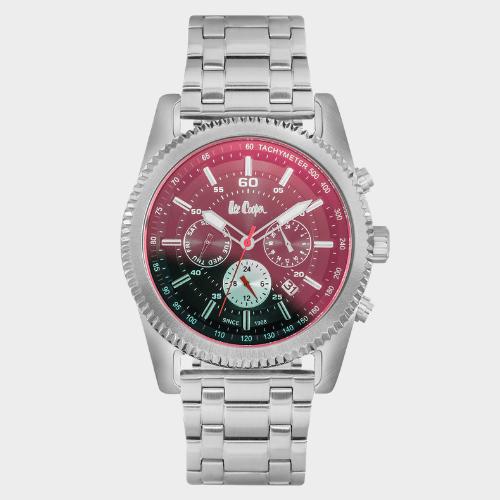 Lee Cooper Men's Multi-Function Watch LC06190.350 price in Qatar