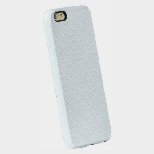 Promate Flexi i6P Flexible iPhone 6 Plus/6S Plus Case White Price in Qatar ourshopee