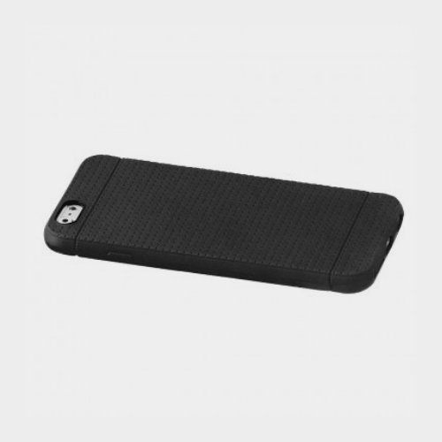 Promate Flexi i6 iPhone 6/6s Case Black Price in Qatar ourshopee