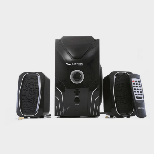 Krypton KNMS5029 2.1 channel Multi Media Speaker Price in Qatar