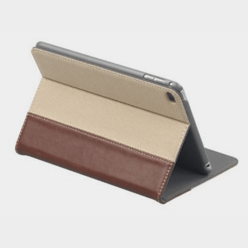 Promate Valdo Mini 4 Premium Case For iPad Minin 4 Khaki Price in Qatar ourshopee