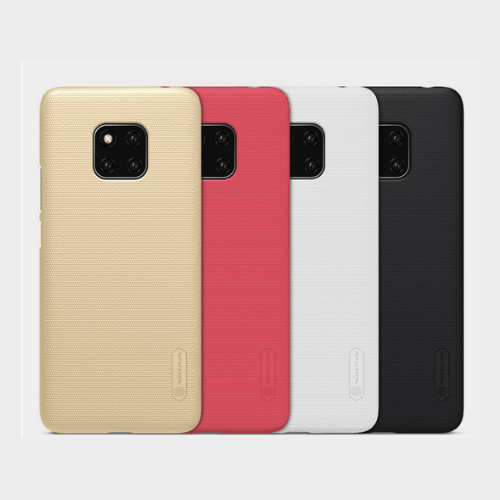 Nillkin Super Frosted Shield Case For Huawei Mate 20 Pro price in Qatar souq