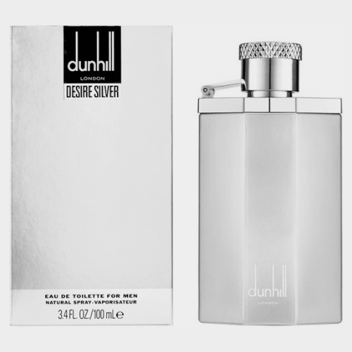 Dunhill Desire Silver EDT For Men Price in Qatar souq