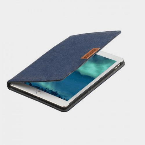 Promate FabriFlip iPad Air 2 Premium Protective Fabric Folio Case Price in Qatar souq