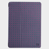 Promate Rouge iPad Air 2 Leather Book-Style Folio Case Pink Price in Qatar
