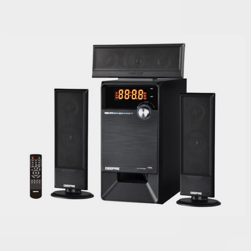 Geepas GMS8421 3.1 Entertainment Home Theater Price in Qatar