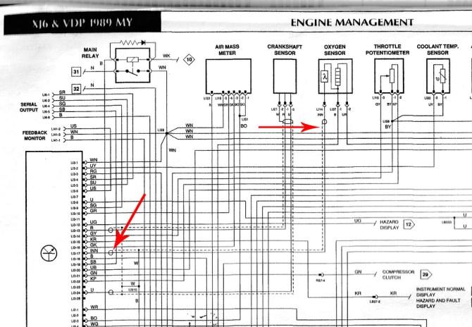 wiring schematic question  xj40  jaglovers forums