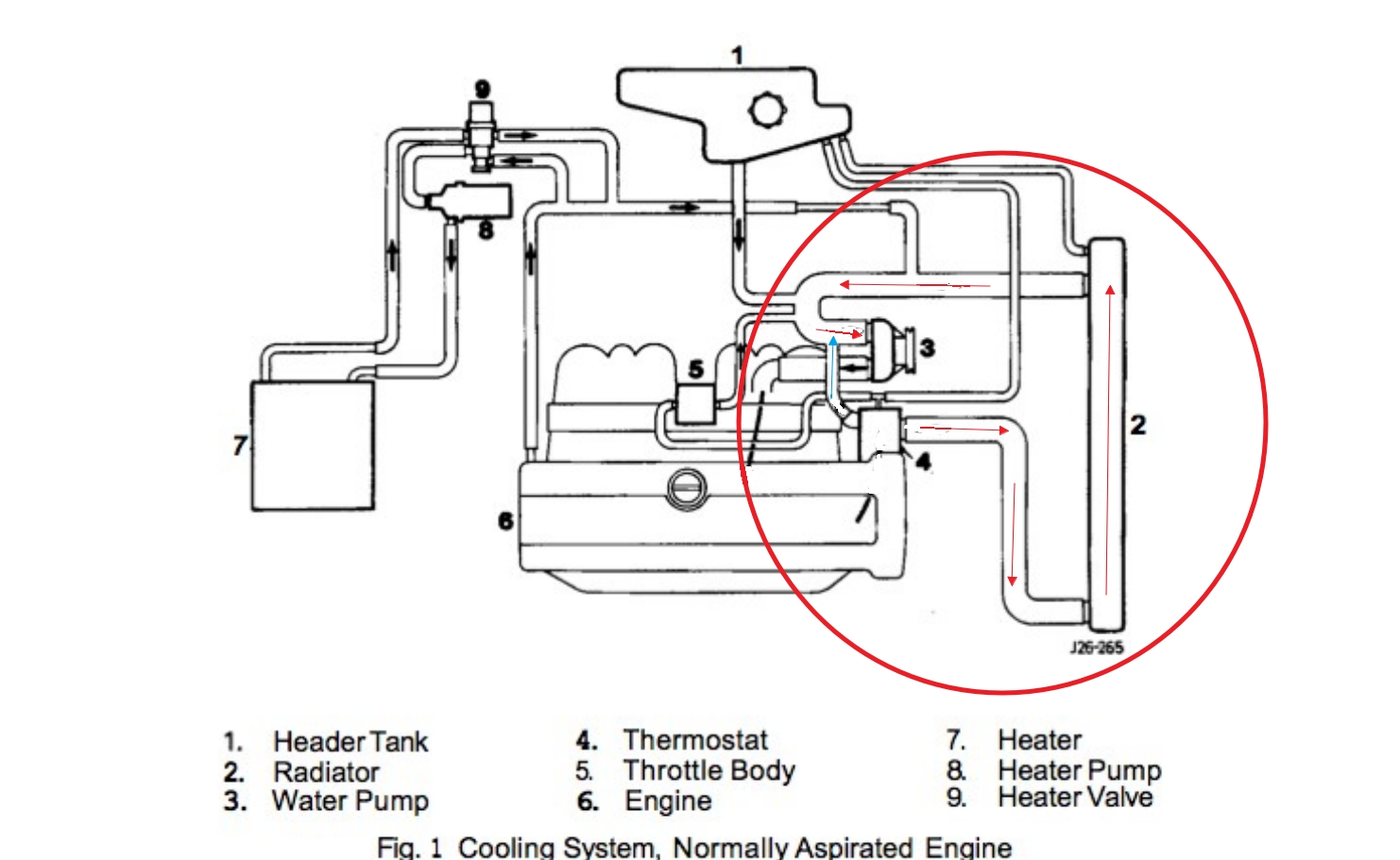 S1 Sleeved Thermostat